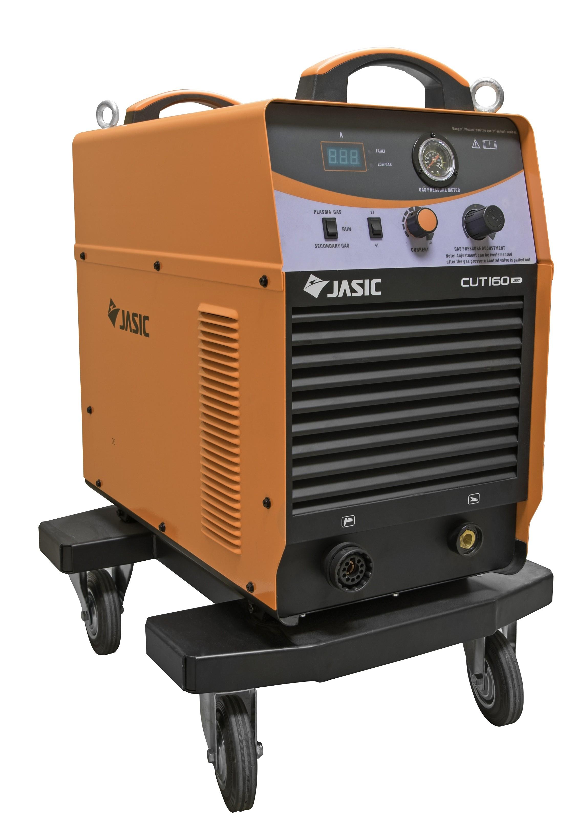 Jasic Plasma Cut 160 415V (with casters)