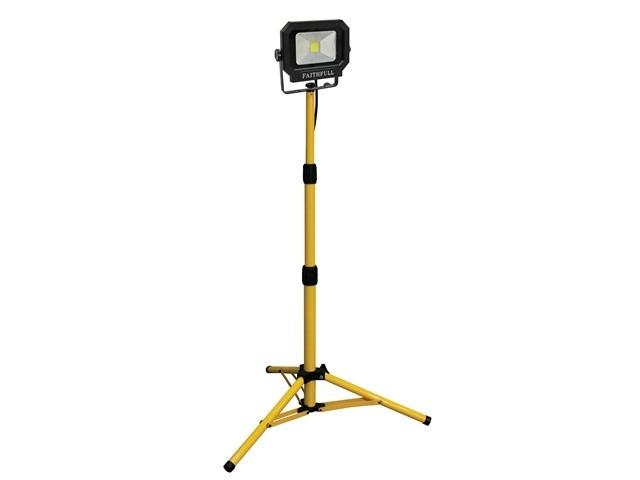 LED Single Tripod Light 110v