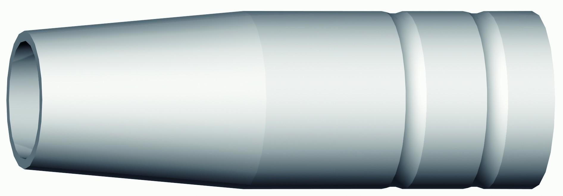 MB15 Tapered Shroud
