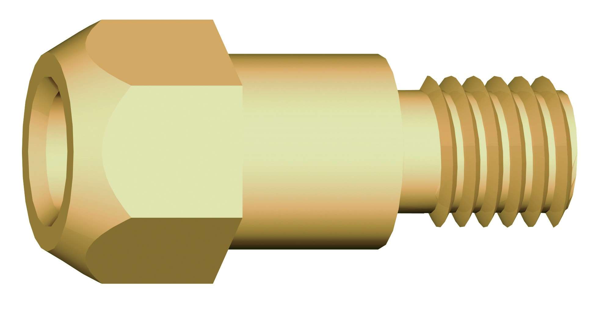 MB36 M8 Contact Tips