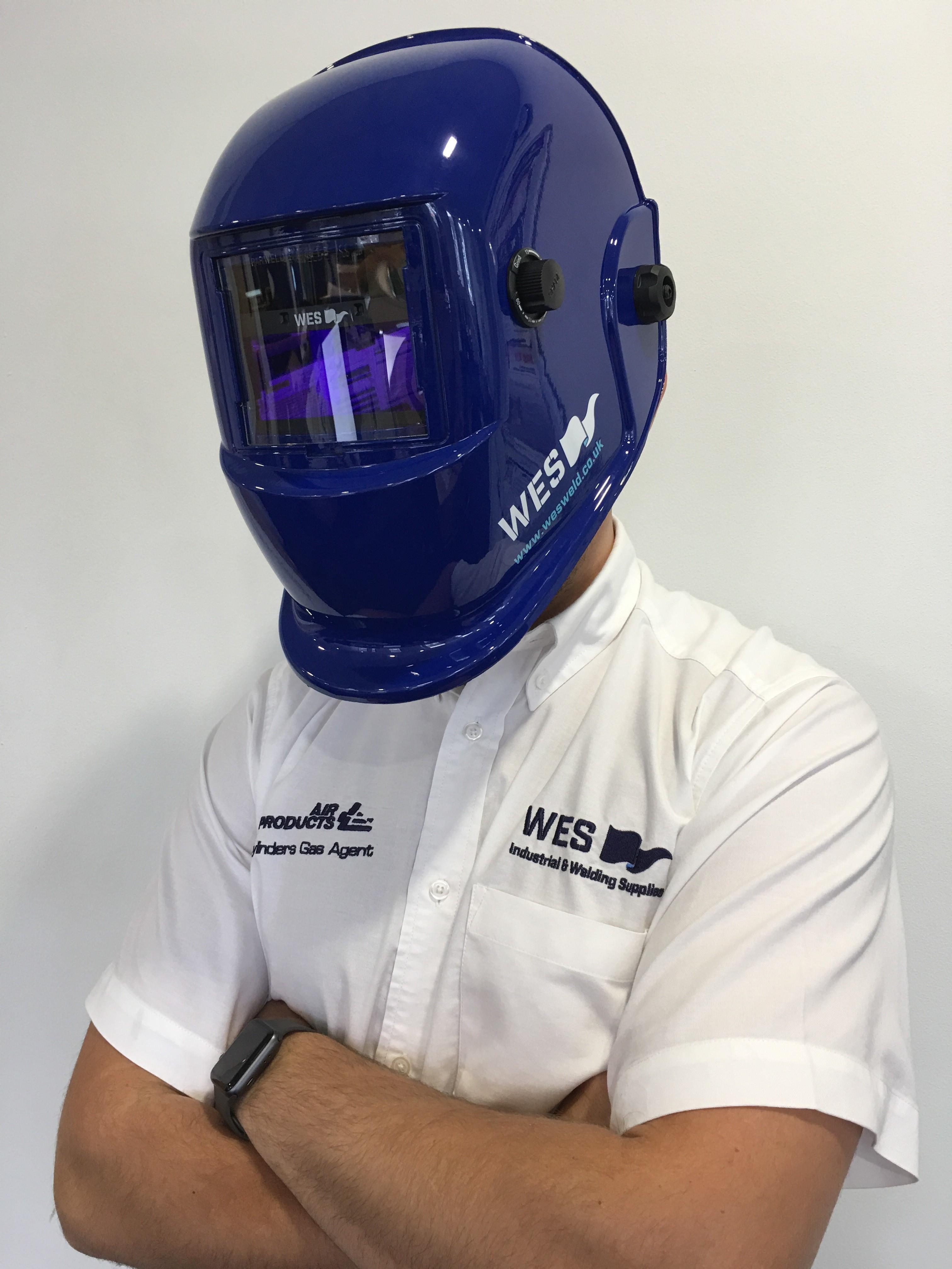WES Helmet