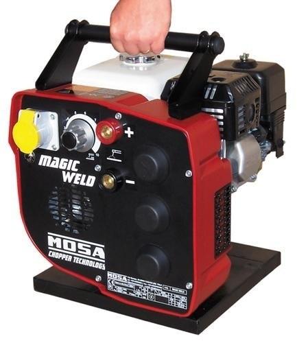 Mosa Magic Weld 150 Petrol Welder Generator