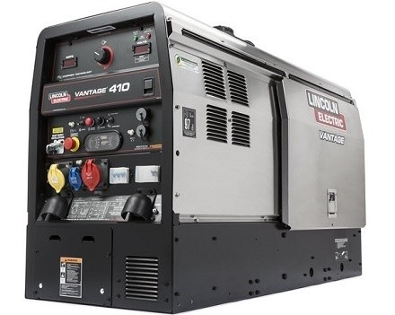 Lincoln Vantage 410 Diesel Welder Generator