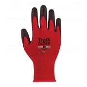 Cut 1/2 Red Traffi