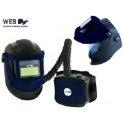 WES Air Fed Welding Mask