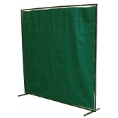 Welding Curtain & Frame Complete Package
